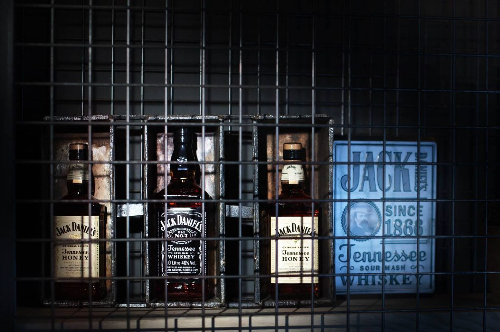 Steakhouse Carnal Jack Daniels